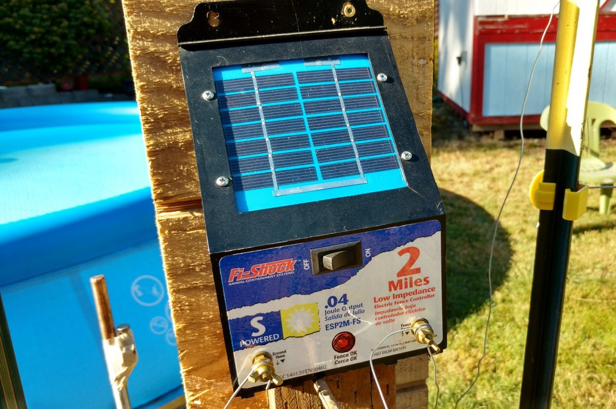 The Best Solar Electric Fence Chargers for 2021 - Wacked